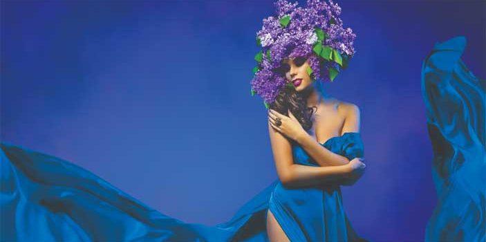 MMCo Emporium Prestigious Blue Dress Ball