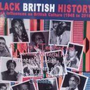 Black British History Black Influences on British Culture