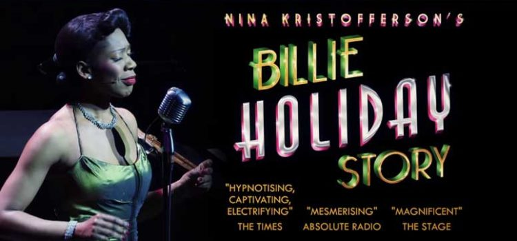 Nina Kristofferson Sings Billie Holiday