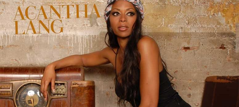 Acantha Lang, Queen of London soul (Interview)