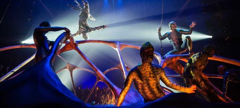 Esi, Ghanian songstress from Cirque du Soleil's TOTEM interviewed