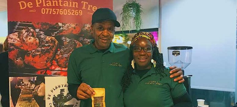 De Plantain Tree, putting jerk chicken snacks on the map