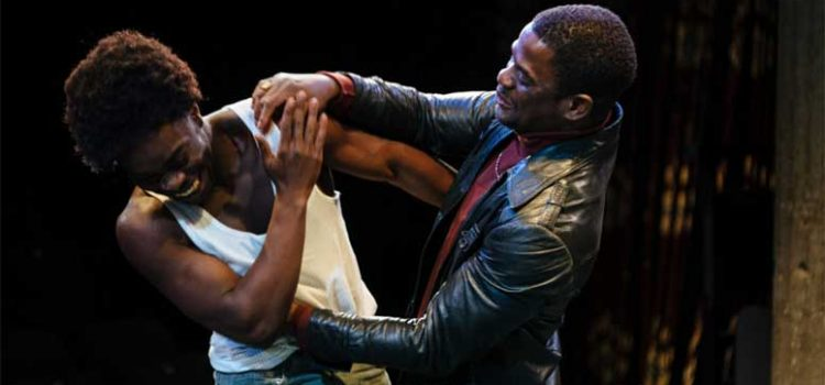 Strange Fruit (Play Review)