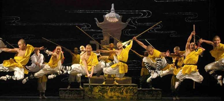 Soul of Shaolin @ Troubadour Wembley Park (26 Sept-6 Oct)