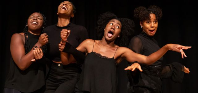 Queens of Sheba (18-23 Nov) @ Battersea Arts Centre